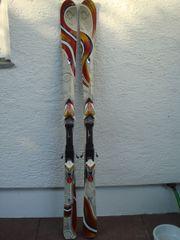 Ski K2 Burning Luv 163