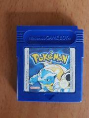 Pokemon Gameboy blaue