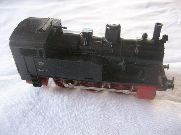 Märklin Dampflok 89 066 Lokomotive