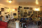 Schlagzeugunterricht in Gottmadingen