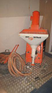 PFT Ritmo Powercoat Putzmaschine 110V