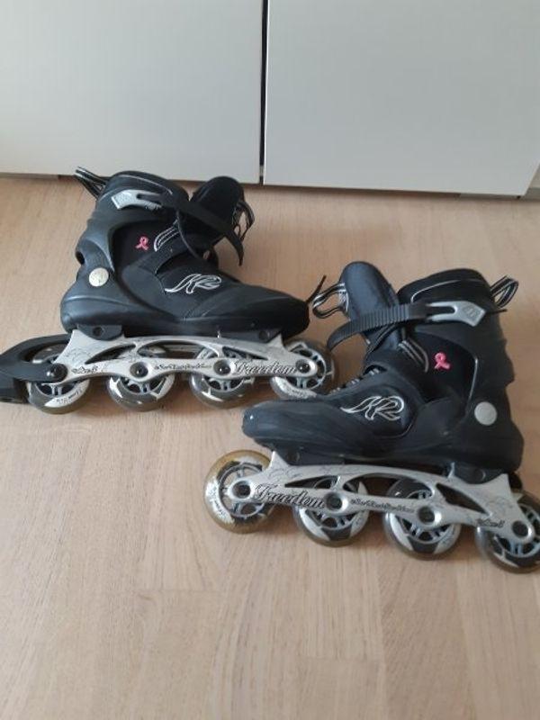 Inlineskating Inline Skates von K2 gebraucht
