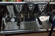 Kaffeemaschine San Marco mit Kaffemühle