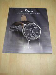 Verkaufe Uhrenkalender Sinn