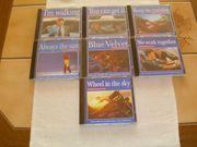 7 CDs von Aral