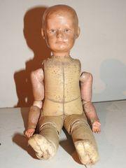 Elegantsitzer Jungen Puppe Harald 4