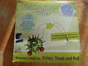 Pollenschutz - Vlies NEU