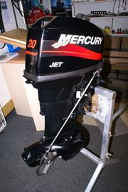 Mercury Jet 20 Bootsmotor Außenborder