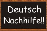 Germanistikstudent gibt Nachhilfe