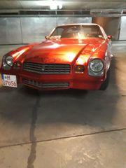 Camaro Berlinetta 1979 -