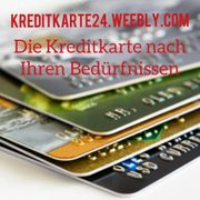Kreditkarten auch ohne Schufa