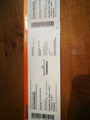 Karten für s Ballett Schwanensee