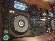 DJ Set 2x Pioneer CDJ