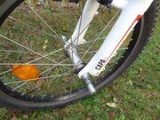 Fahrrad Follow me Anhängerkupplung