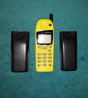 Kulthandy Nokia 5110 gelbes Cover