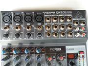 Mischpult Behringer XENYX QX 1202