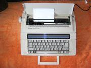 Schreibmaschine Privileg Electronic
