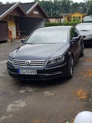 VW Phaeton 3,