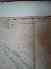 ANTIQUITÄT für BAHNSAMMLER -