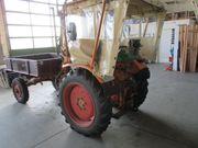 Traktor/Geräteträger Fendt