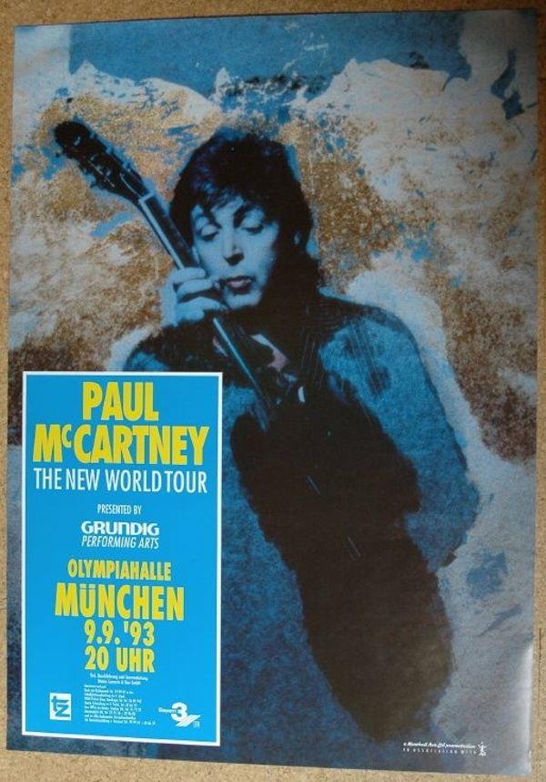 Paul McCartney Konzert » Fanartikel
