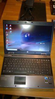 HP Elitebook Workstation 8540w 15