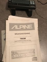 Classic Alpine 7903 M komplette