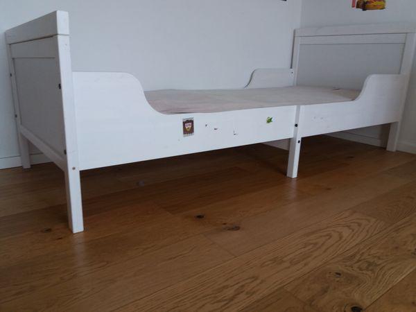 KINDERBETT IKEA SUNDVIK gebraucht kaufen  68259 Mannheim