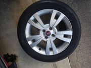 Fiat Orginal Alufelgen Sommerreifen Reifen