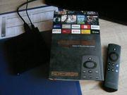 Amazon Fire TV Box mit