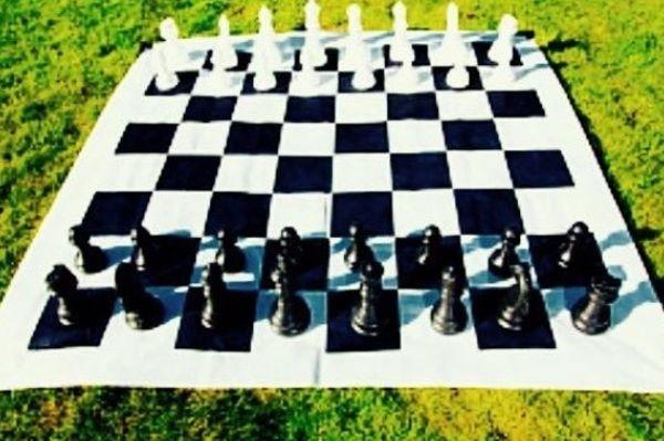 Garten-Schach » Gesellschaftsspiele