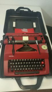 Alte Consul schreibmaschine