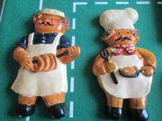 2 Salzteigfiguren