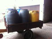 Fässer, Landmaschine