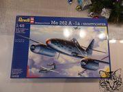 Neu Revell Messerschmidt Me 262A