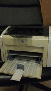 HP Laserdrucker LaserJet 1022
