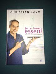 Kochbuch neu Christian Rach