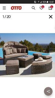 Loungebett -Multifunktiosbett