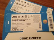 2 Tickets Andreas