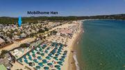 Mobilheime in Süd Frankreich zu