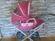 Little Princess Set Kinderwagen Baby