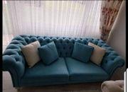 2 3er Sofas