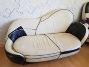 Couch echtes italienisches