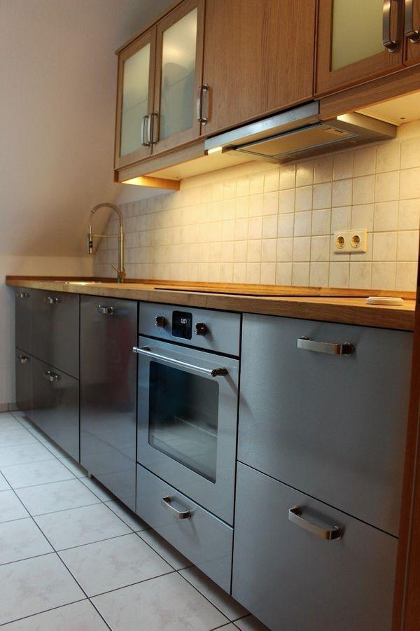 Ikea Edelstahl Küche