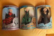 3 Marilyn Monroe Barbie Puppen