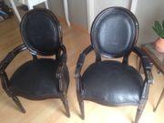 4 Stühle von