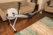 Concept 2 Rower Komplett mit