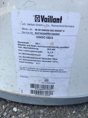 VaillantVIH C150/3