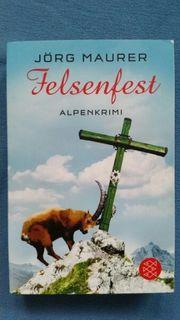 Jörg Maurer - Felsenfest