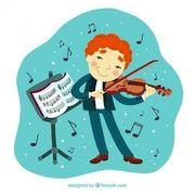 Violinunterricht für Anfänger und Fortgeschrittene